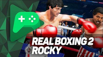 Download Real Boxing 2 ROCKY v1.8.3 Mod Apk Data Terbaru