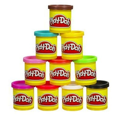 Before PowerPoint, I was very creative as far as I could remember.  When I was a kid I always like to play with Playdoh.  Since I'm too old for that I sit back and enjoy others use Playdoh for their talents and for own creativity.