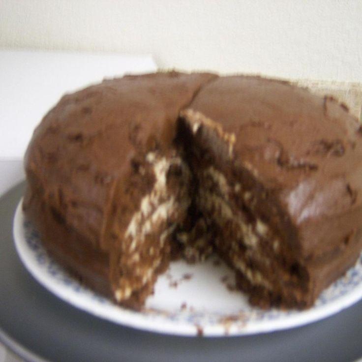 Ding Dong Cake Recipe Using Cake Mix