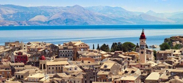 7 Tage Korfu mit sehr gutem Appartement, Flügen und Mietwagen nur 142€