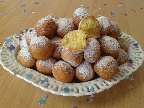 Castagnole di Carnevale ricetta facile Fatte in casa da Benedetta - YouTube
