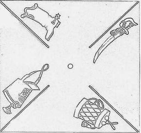 Csak kreatívan- A rajztanár szeme: Március 15-ei megemlékezéshez papírforgók