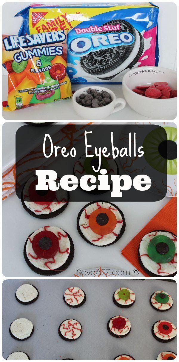 Oreo Eyeballs - iSaveA2Z.com