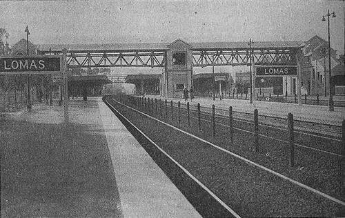 Estación Lomas de Zamora, ffcc Gral Roca