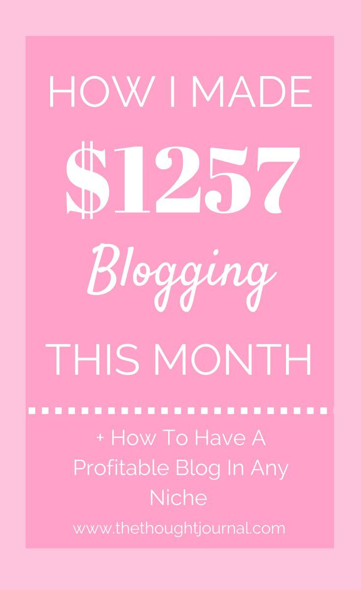 How I made money blogging this month and my blog income report for April 2018. These are my tips for making money from a blog to better your finances and make extra money from home. Blogging can be very profitable for business and income reports show how to make money from blogging. #blogging #incomereport #money #bloggingtips #bloggingforbusiness