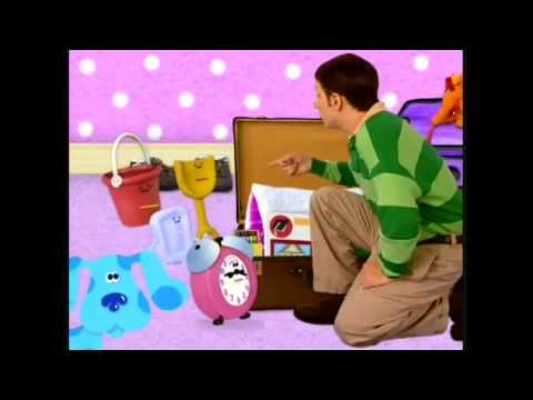 Steve Goes To College Blues Clues Wiki | Party Invitations ...
