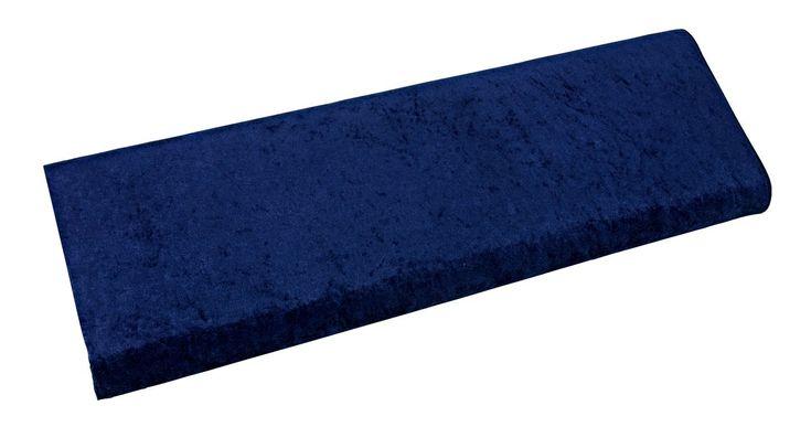 Nervøs fløyel 3m mørkeblå