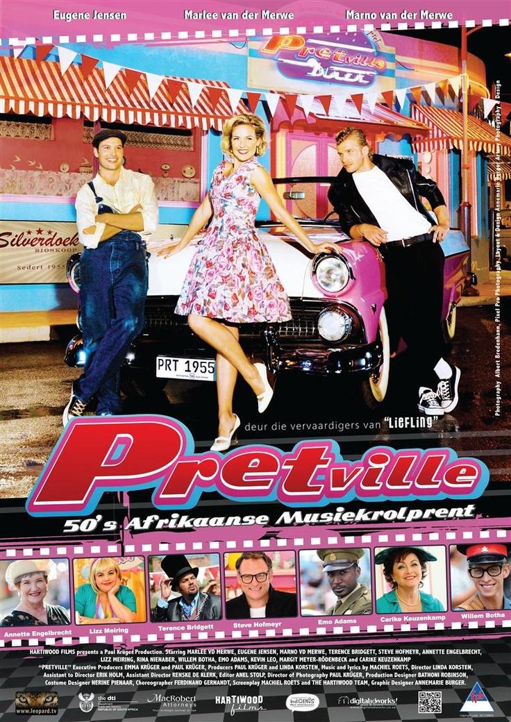 'Pretville' - 50's Afrikaanse rolprent deur die vervaardigers van 'Liefling.' - 23 Nov, 2012 - http://numet.ro/pretville