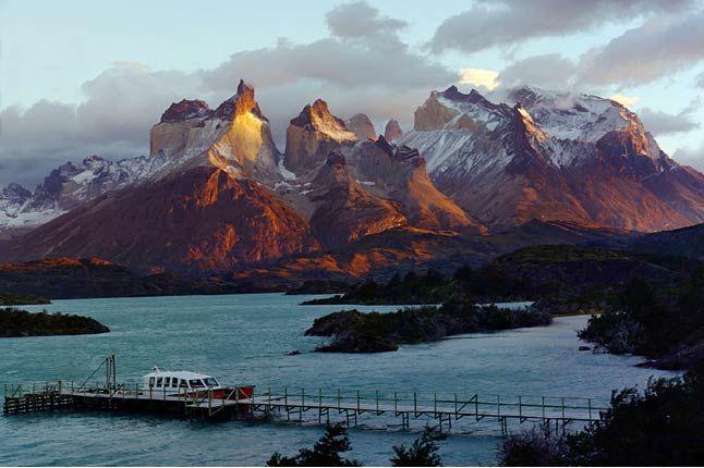 travel, adventure. Patagonia, Chile