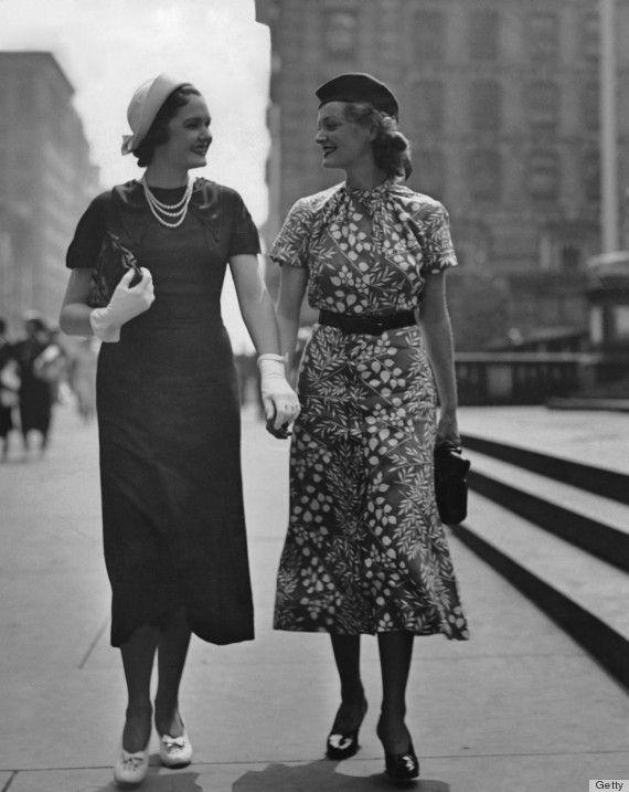 FOTO Garderoba vintage: zece stiluri vestimentare care ar trebui să revină la modă în 2014