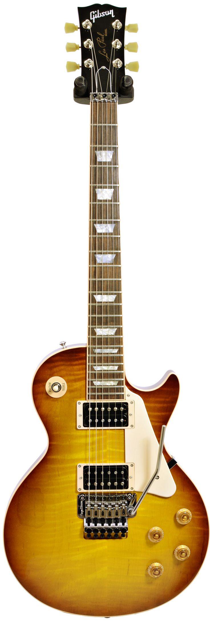 Gibson Custom Shop Les Paul Axcess Floyd Rose Iced Tea w Scratch Plate.jpg