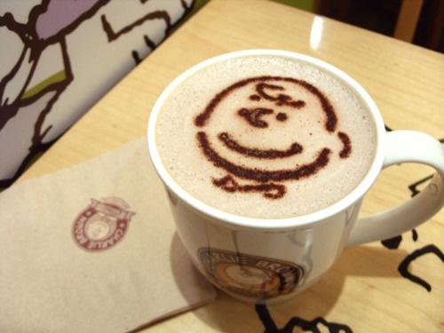 Charlie Brown Cafe
