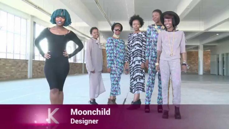 Ambitious young designer, Moonchild, of Moonchild Cultwear shared her passion for fashion with us.  For more insight into local designers catch The Link every Wednesday at 6pm only on SABC 1 - Mzansi Fo Sho.