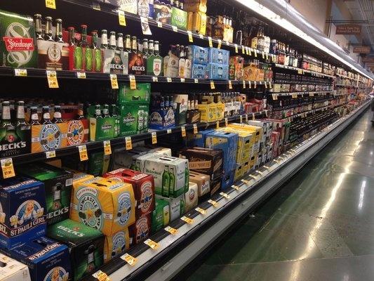 Fred Meyer Hawthorne Beer Selection Portland Pinterest