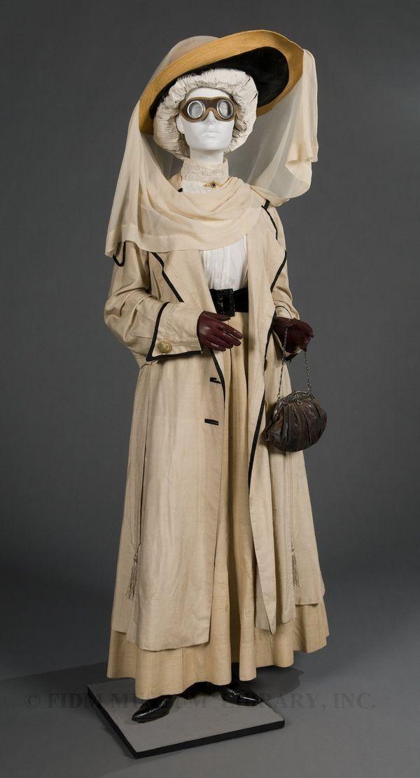 Image result for motoring costume