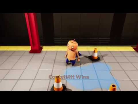 [Video][Gang Beasts] Best thing to do on the subway level #Playstation4 #PS4 #Sony #videogames #playstation #gamer #games #gaming