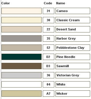 vinyl siding colors | Mastic Vinyl Siding Colors Prices|Mastic Vinyl Siding Reviews ...