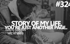 Wiz Khalifa Quotes For Love
