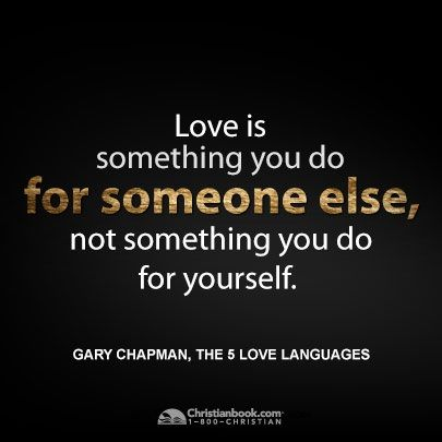 Gary Chapman, The 5 Love Languages: The Secret to Love That Lasts