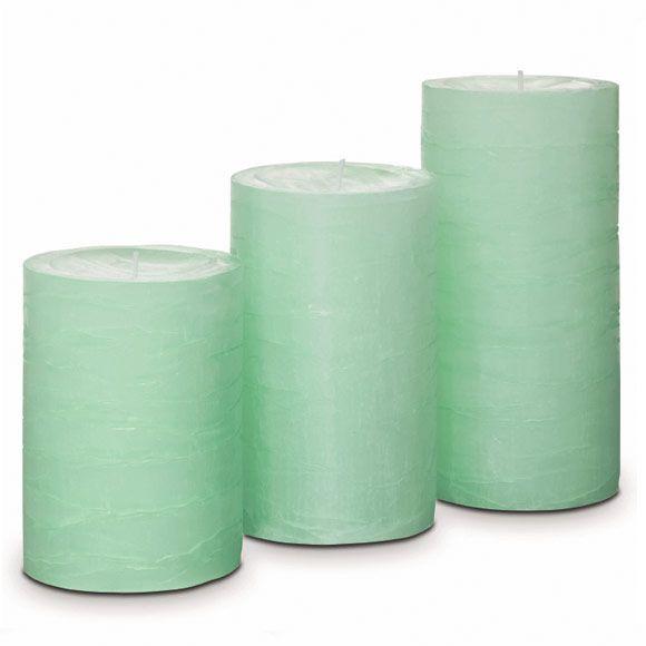 Bambu Tuulahdus Glolite Pilarikynttiläsetti