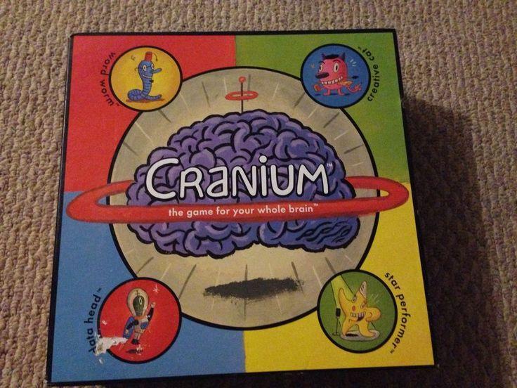 Cranium Board Game #Cranium