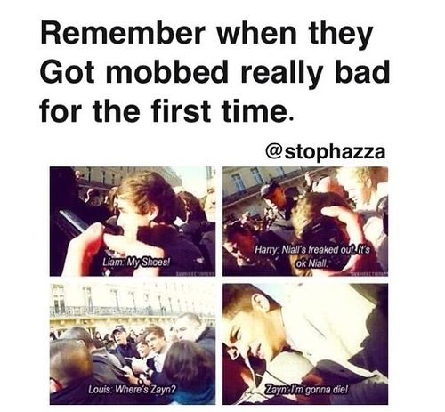 This is one of the best 1D moments ever!<<<< haha zayn tho...;)
