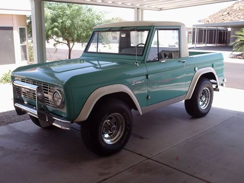 ford bronco for sale | 1966 Ford Bronco For Sale By Owner