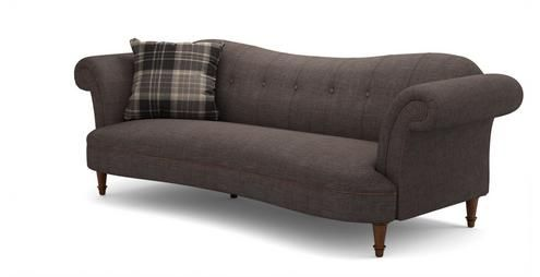 Moray 3-seater (dfs.co.uk), sale now £849, h86xw219xd96cm, delivery within (also in 2-seater: h86,w197xd96cm, sale now £799), sale until 23/02/2015