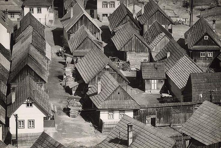 Martin Martinček - Drevená dedina-1962–1970