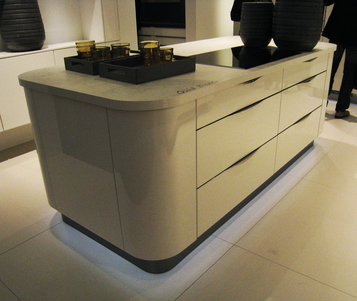 24 Best Images About Curved Kitchens On Pinterest Painted Beams Islands And Drawer Unit