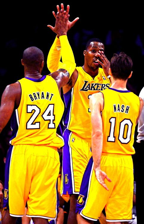 #NBA Lakers