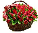 Send online  red roses in a basket to Hyderabad. Assured free home delivery to Hyderabad. Visit our site : www.flowersgiftshyderabad.com/Id-Gifts-to-Hyderabad.php