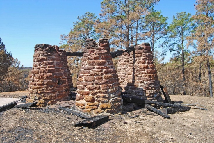 Texas Parks and Wildlife    TPWD Historic Sites and Structures program one of 11 entities nationwide to receive $25,000 grant to study effects of wildfire on cultural and historic resources, like the CCC buildings at Bastrop State Park. http://www.tpwd.state.tx.us/newsmedia/releases/?req=20120515b  http://www.tpwd.state.tx.us/newsmedia/news_images/?g=bastrop_fire_effects
