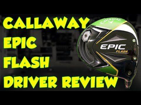 CALLAWAY EPIC FLASH DRIVER REVIEW | AliTaylorGolf | Callaway