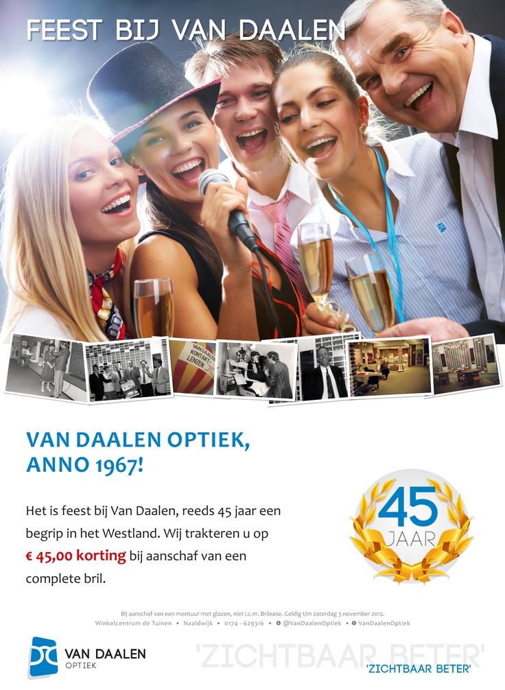45 jaar Van Daalen!