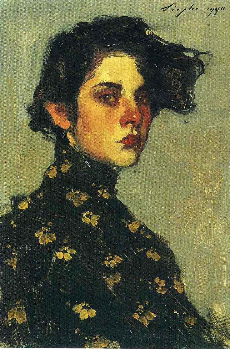"""Malcolm Liepke """"I've got a cold in my nose!"""""""