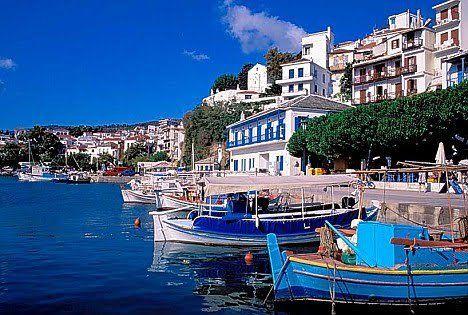 Skopelos Greek Ferry guide - DANAE Greek Travel Services Online