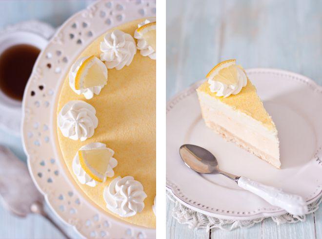 Будем призывать весну яркими и солнечными красками!:) Нежный торт, состоящий из лимонного мусса и мусса из белого шоколада, который чудесно оттеняет кислинку…