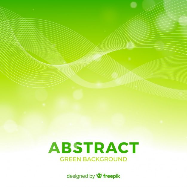 Download Green Abstract Background With Modern Style For Free In