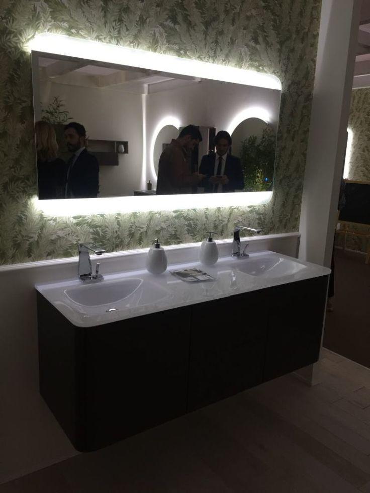 Двойные раковины в ванных комнатах 3