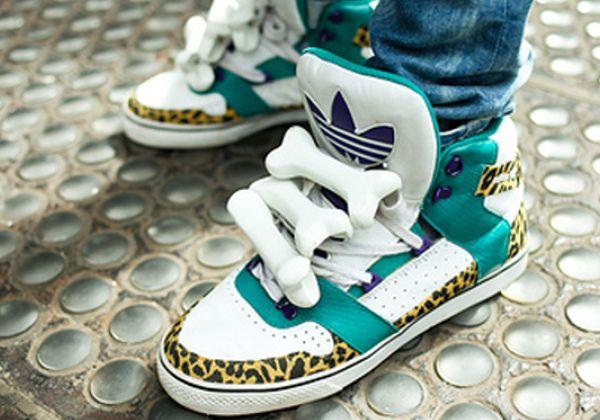 Jeremy Scott X Adidas Bones