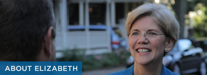 Why lambast politicians?  We'll get good ones when we deserve them.  The real challenge is convincing folks to vote for the long-term good of the whole nation.  Elizabeth Warren is the real deal.