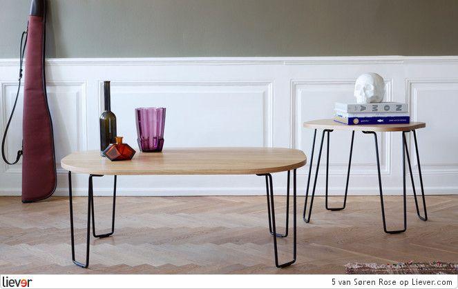 Matthew Hilton 5 - Matthew Hilton accessoires & tafels - foto's & verkoopadressen op Liever interieur