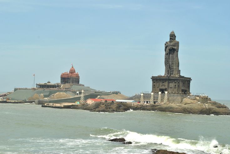Kanyakumari is a town which is situated in the state of Tamil Nadu in India