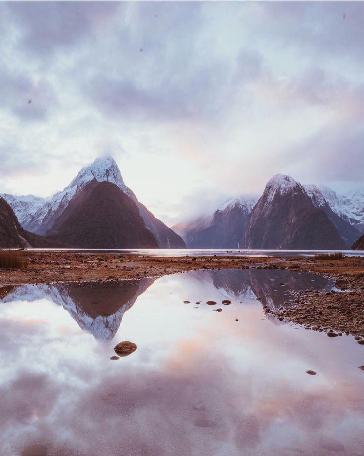 Milford Sound in #NewZealand