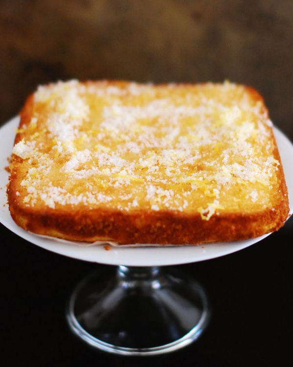 Learn how to make Lemon Drizzle Cake. A super moist lemon cake topped with lemon juice and lemon zest. A perfect lemon flavoured dessert.