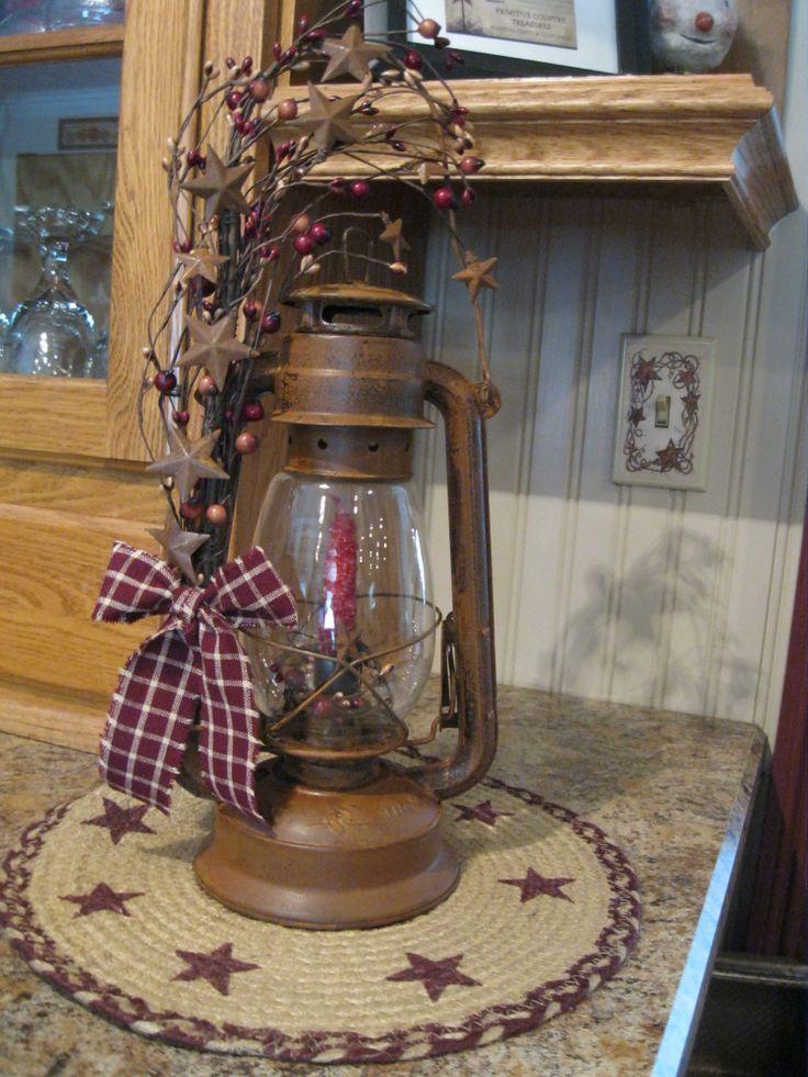 Cottage Romance (Oct)...Lantern..