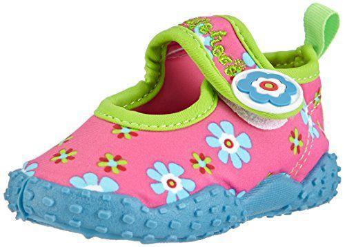Playshoes Aquaschuhe Badeschuhe Blumen mit UV-Schutz 174759 Mädchen Aqua Schuhe - http://on-line-kaufen.de/playshoes/playshoes-aquaschuhe-badeschuhe-blumen-mit-uv