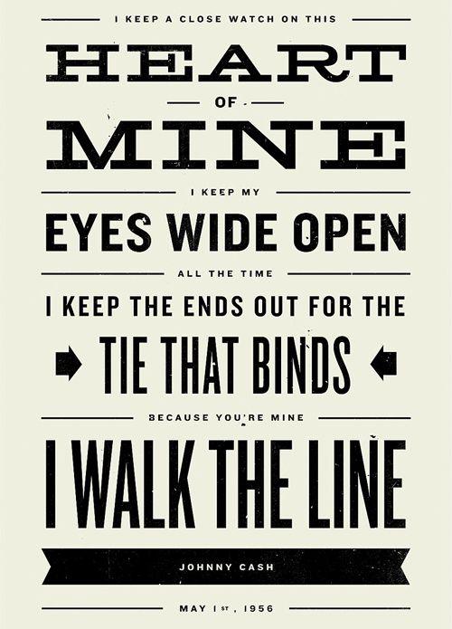 #Johnny #Cash walk the line #lyrics