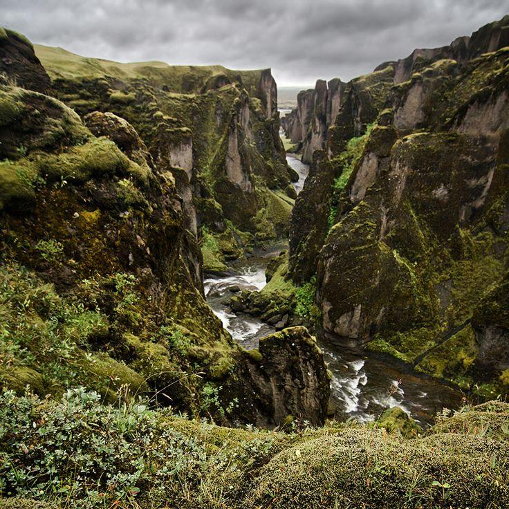 https://flic.kr/p/cqbubj | Fjaðrárgljúfur canyon, Iceland